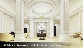 Milad Hamzeali Rok architecture group